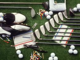 Dụng cụ cho người mới chơi golf