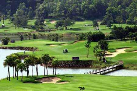 Sân golf Chí Linh