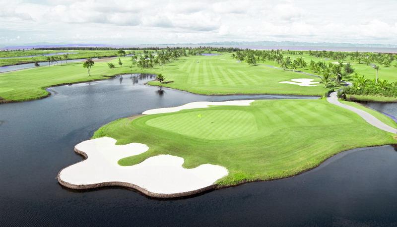 Sân golf Rubby Tree (Đồ Sơn)